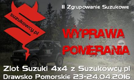 Wyprawa Pomerania – Zlot Suzuki 4×4 – Suzukowcy.pl