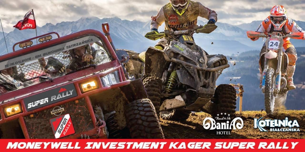 Super Rally 2016 – nowy sezon tuż, tuż
