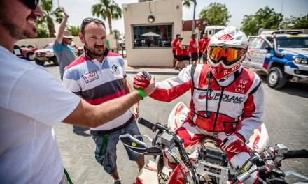 Rafał Sonik po raz drugi wygrał Abu Dhabi Desert Challenge