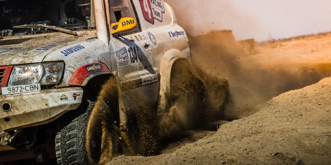 Podwójne podium dla RMF 4RACING Team na Baja Carpathia