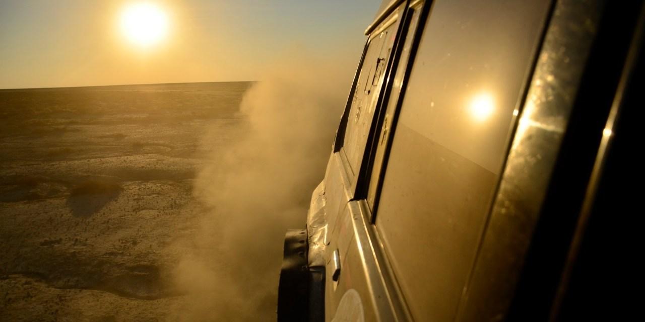 Wyprawa do Kazachstanu – VIDEO