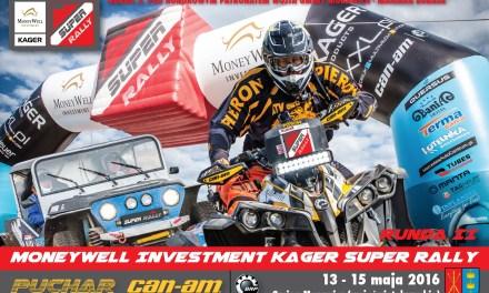 Runda II MoneyWell Investment Kager Super Rally – Morawica – w najbliższy weekend