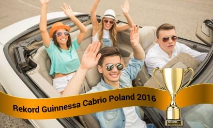 Zlot Cabrio Poland i Rekord Guinnessa