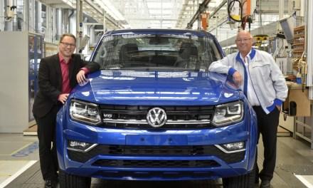 Nowy VW Amarok – rusza produkcja seryjna
