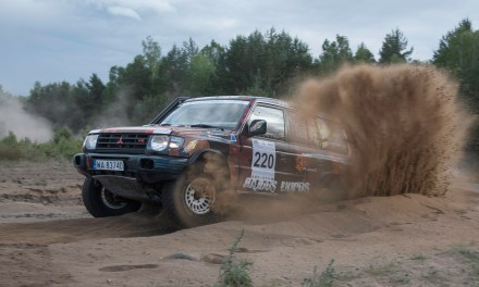Baja Czarne – cross-country w stylu WRC