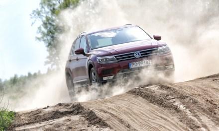 VW Tiguan – SUV nowej ery