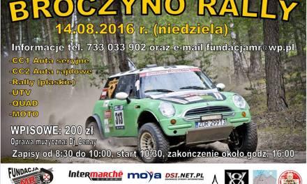Broczyno Rally – 3 edycja