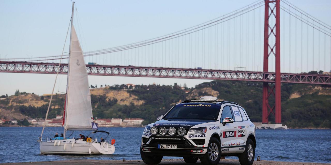 W sześć i pół dnia z Magadanu do Lizbony