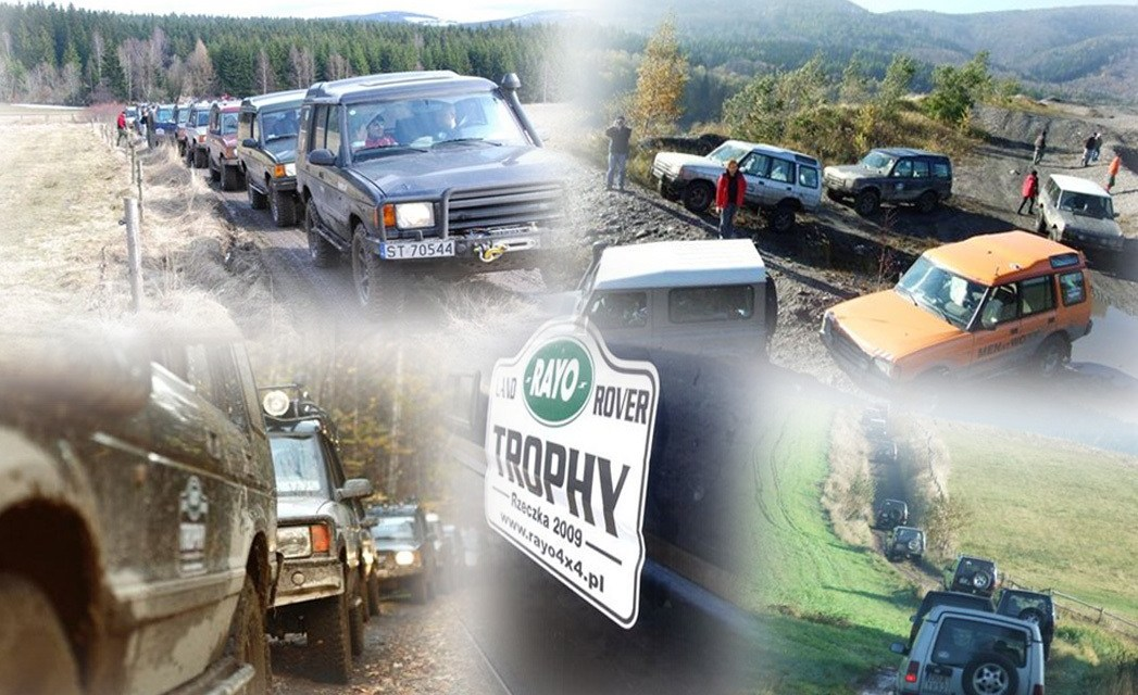 RAYO Trophy – off-road w Górach Sowich