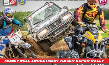 Rajd w świetle jupiterów – V Runda MoneyWell Investment Kager Super Rally – MultiClub 139
