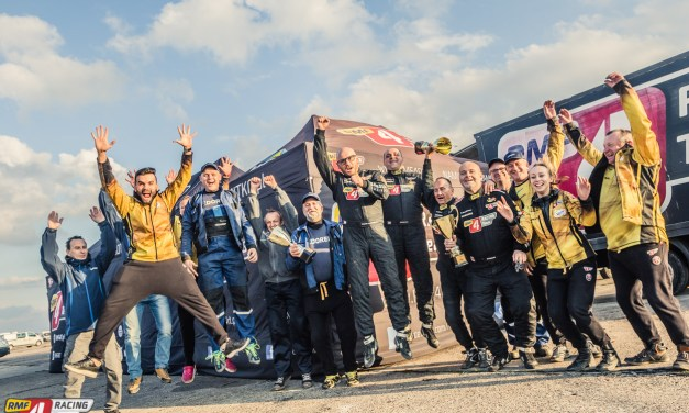 RMF 4RACING Team Mistrzem Polski