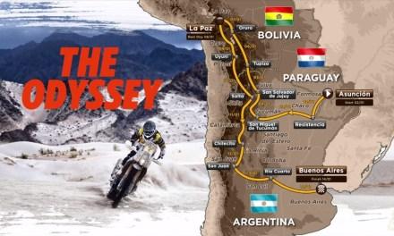 Dakar 2017 – tak wyglądają trasy – VIDEO