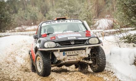 GEPA Logistics Super Rally – zimowe otwarcie sezonu