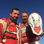 Polski duet quadowców na mecie Rajdu Dakar