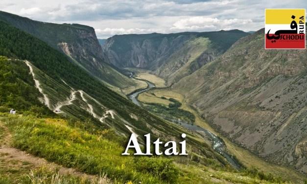 Ałtaj – magiczne góry (VIDEO)