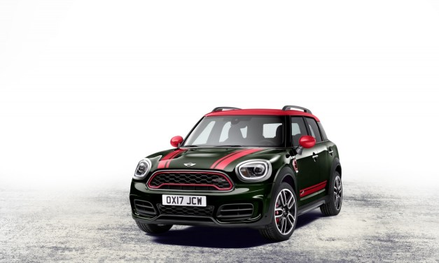Nowe MINI John Cooper Works Countryman