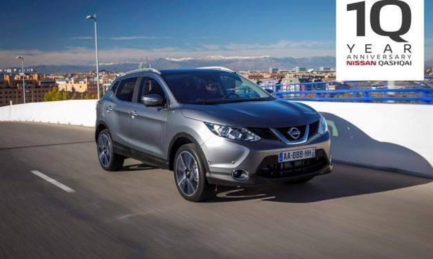 Historia Nissana Qashqai – potrzeba motorem innowacji
