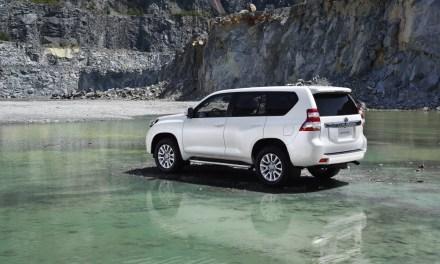 Zawieszenie KDSS w Toyocie Land Cruiser