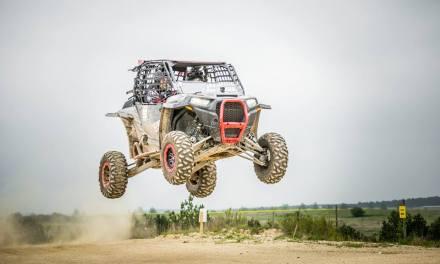III runda Gepa Logistics Super Rally w Morawicy
