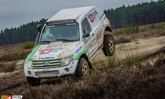 RMF 4RACING Team na starcie rajdu Warszawskie Safari