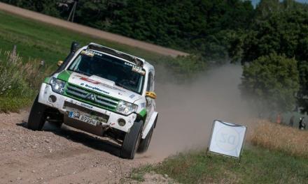 Podium dla zawodników RMF 4RACING Team na rajdzie Polskie Safari