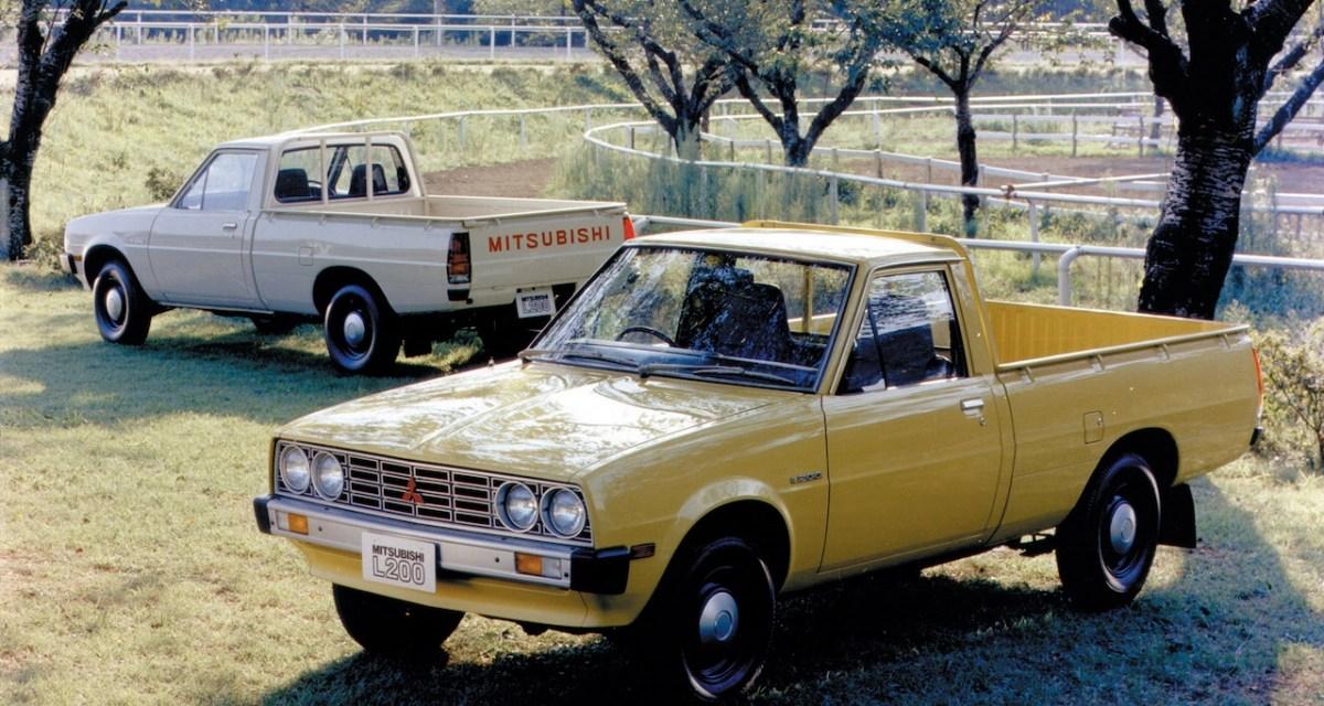 Mitsubishi pick-up – Wyznacznik nowych trendów