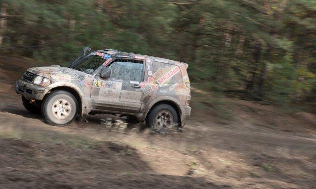 Baja Inter Cars – mokry poligon na koniec sezonu