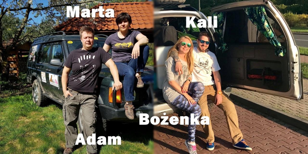 Jedź z nami! Wielka majówka w Rumunii