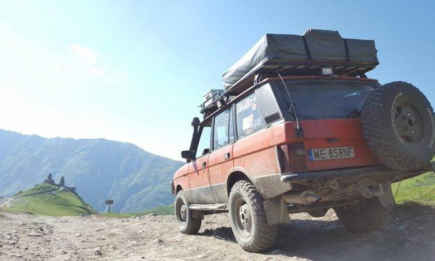 Wkrótce Artur znów w podróży. Tym razem kierunek Azja Centralna, Syberia, Bajkał i Władywostok!