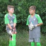 Kombiniertes Trainings- und Torwartcamp mit dem Partner VfL Wolfsburg kam sehr gut an 13