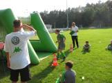 Kombiniertes Trainings- und Torwartcamp mit dem Partner VfL Wolfsburg kam sehr gut an 19