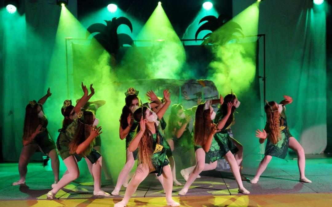 NEU: Showtanz Turn Akrobatik beim TuS Sausenheim für Kids