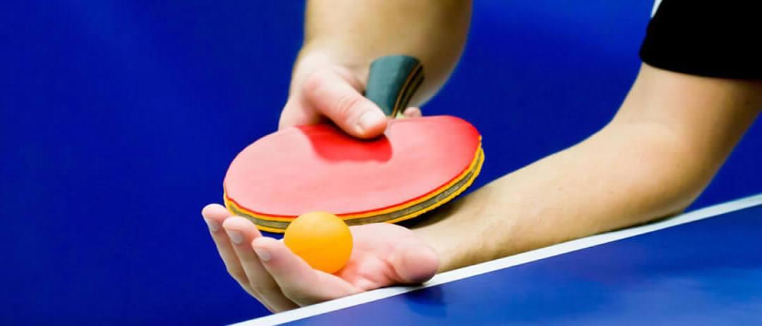 Heute: Tischtennis für Kids beim TuS Sausenheim