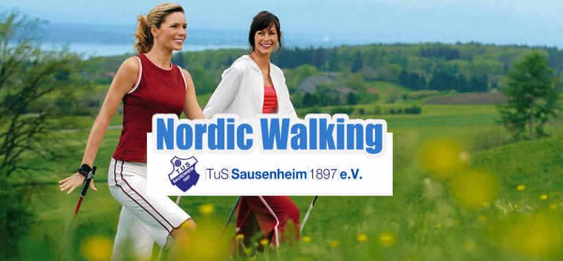 Nordic Walking Kurs – jetzt starten !!