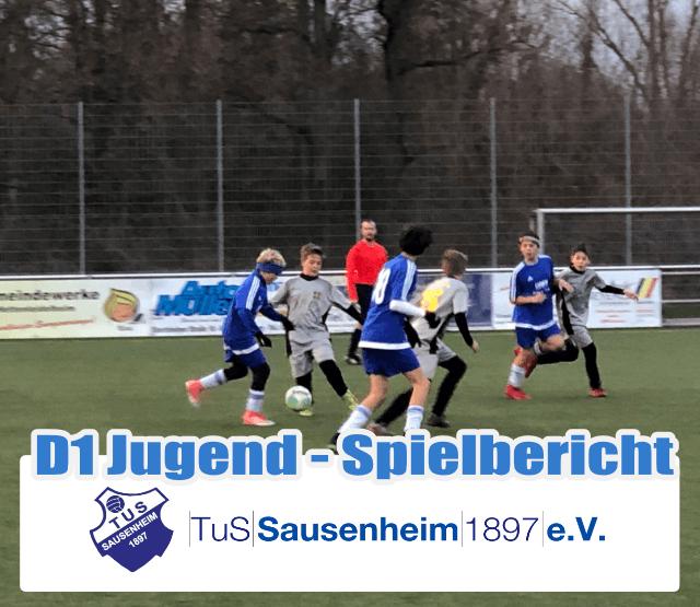 Drittes Pokalfinale in Folge: TuS D1-Jugend begeistert