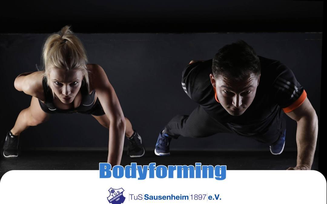 Bodyforming – jeden Donnerstag