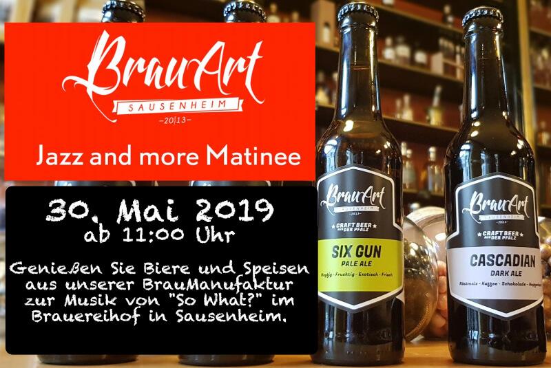 Vatertag in Sausenheim: Jazz and More Matinee