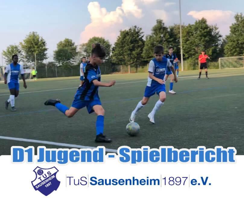 TUS D1 unterliegt im Pokalspiel