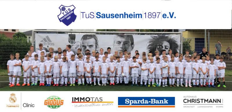 Das Fussballcamp der Königlichen zu Gast in Sausenheim