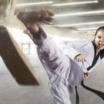 Todo sobre el Taekwondo
