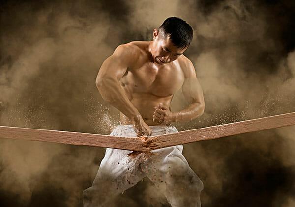 Tienda online de artes marciales
