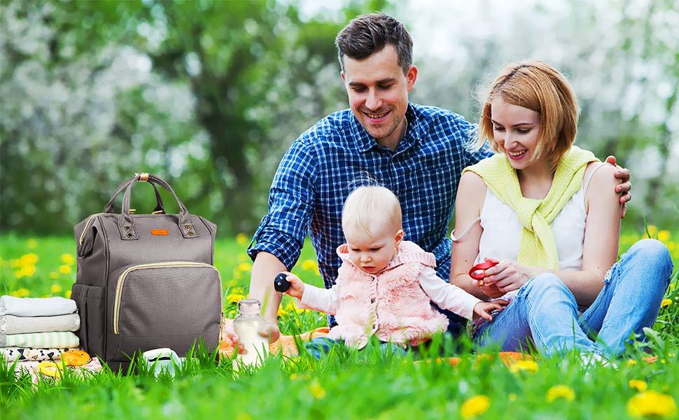 Bolsos y Mochilas para Bebés con USB