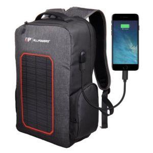 Mochila con Panel Solar y Puerto USB - ALLPOWERS 8
