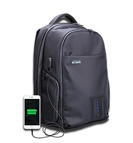 Mochila con Batería Incluida » Cargador USB ⚡ para Dispositivos Móviles