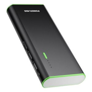Batería externa color negro
