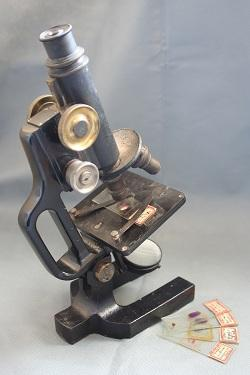 microscopio, perfeccionismo