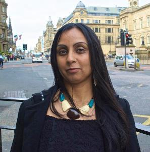 Ayesha Saleem for Edinburgh East