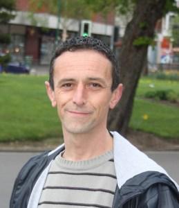Eamonn Flynn for Birmingham Yardley