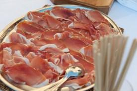 Yummy tuscan prosciutto