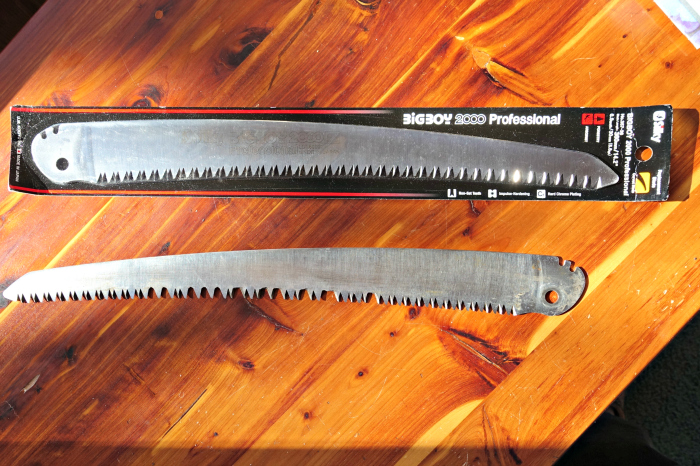 Replacement Silky Saw blades